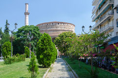 Greece, Thessaloniki, the tomb of the Roman Emperor Galerius (Ro Royalty Free Stock Photos
