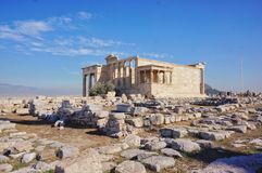 greece travel for honeymoon vacation royalty free stock images