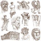 Greece vector illustration