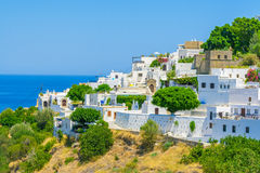 Greece trip 2015, Rhodos island, Lindos Stock Photography
