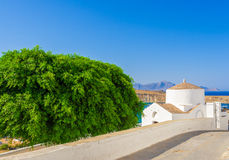Greece trip 2015, Rhodos island, Lindos Stock Image