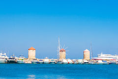 Greece trip 2015, Rhodos island, Rhodes city royalty free stock photo