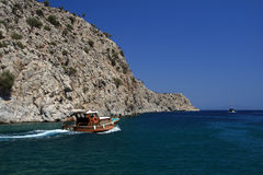 Greece, Vathy, Kalymnos island Stock Photos