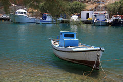 Greece, Vathy, Kalymnos island Royalty Free Stock Photography