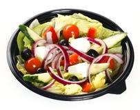 Greece vegetable salad Royalty Free Stock Photo