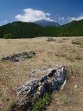 greece wysoki góry Olympus szczyt Zdjęcie Stock