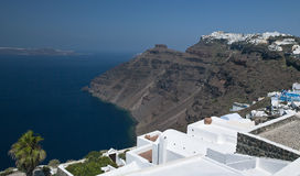 greece wyspy santorini Obrazy Royalty Free