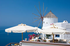 greece wyspy santorini Obraz Stock