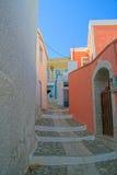 greece wyspy syros Zdjęcia Stock