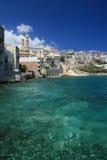 greece wyspy syros Obrazy Royalty Free
