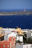 greece wyspy syros Zdjęcie Royalty Free