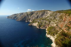 Greece Zakynthos beach nature Royalty Free Stock Photography