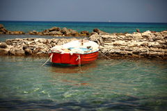 Greece Zakynthos beach nature Stock Images