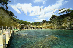 Greece, Zakynthos royalty free stock photo