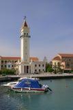 Greece Zante harbor Royalty Free Stock Image