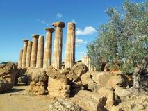 Greecian świątynia Obraz Stock