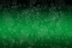 Greed bokeh background Stock Images