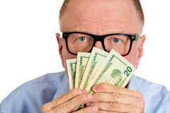 Greed Stock Image