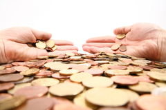 Greed Royalty Free Stock Photography