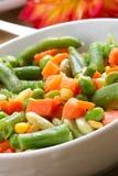 Greeen Bean salad Royalty Free Stock Photos