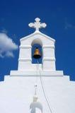 Greek. Oya city in Santorini, on the Greek Islands Royalty Free Stock Image