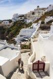 Greek adventure lovers couple Stock Photo