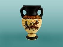 Greek Amphora Stock Photography