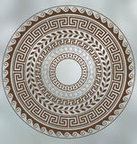 Greek ancient art Stock Photography