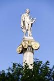 Greek ancient God Apollo. In Athens Stock Photo