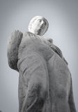 Greek ancient statue Royalty Free Stock Images