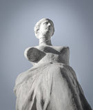 Greek ancient statue Stock Photography