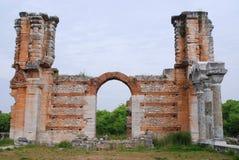 Greek archeology Royalty Free Stock Photography