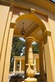 Greek architectual elements Stock Photos