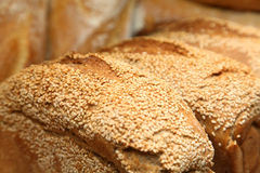 Greek bread Royalty Free Stock Images