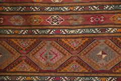 Greek carpet royalty free stock photos