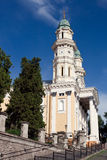 Greek Catholic Cathedral Royalty Free Stock Images