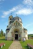 Greek Catholic church, Croatia Royalty Free Stock Photo