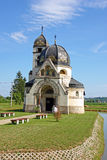 Greek Catholic church, Croatia Stock Image