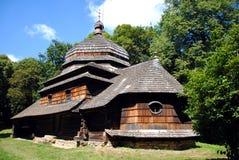 Greek catholic church in Ulucz Royalty Free Stock Photography
