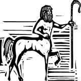 Greek Centaur Royalty Free Stock Photos