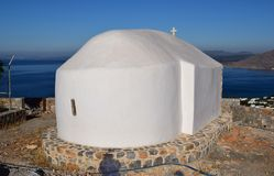 Greek Chapel Stock Images