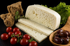 Greek cheese Royalty Free Stock Photos