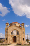 Greek christian church Royalty Free Stock Photos