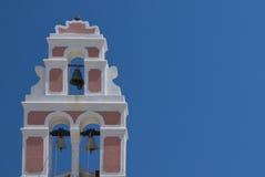Greek Church. Orthodox Church on island of Paxos, Greece Stock Image