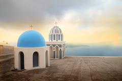 Greek church Royalty Free Stock Photo