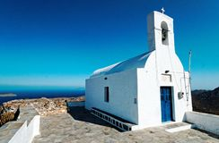 Greek church  Stock Image
