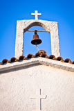 Greek church Stock Photography