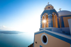 Greek Church Royalty Free Stock Images