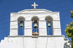 Greek church Stock Photo