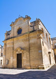 Greek Church. Lecce. Puglia. Italy. Royalty Free Stock Images